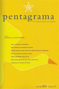 Portada de la revista Pentagrama nº 1 de 2010