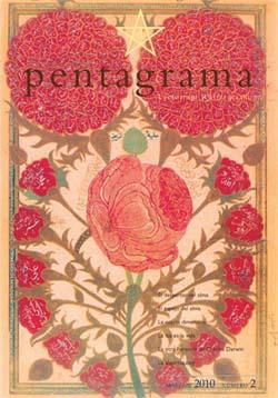 Portada de la revista Pentagrama nº 2 de 2010