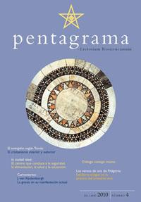 Portada de la revista Pentagrama nº 4 de 2010