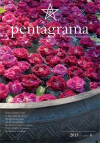 Portada de la revista Pentagrama nº 6 de 2013