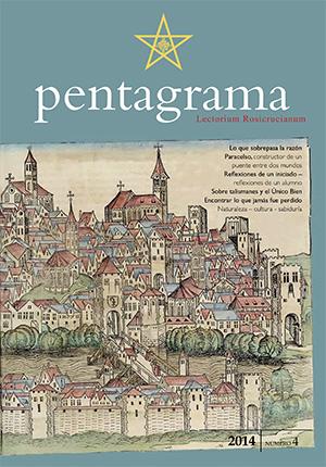 Pentagrama nº 4 (2014) - Rosacruz Áurea