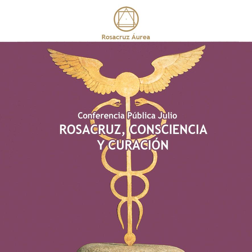 Rosacruz, Conciencia y Curación