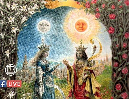 """""""Lo femenino y lo masculino, artífices de la creación espiritual"""""""
