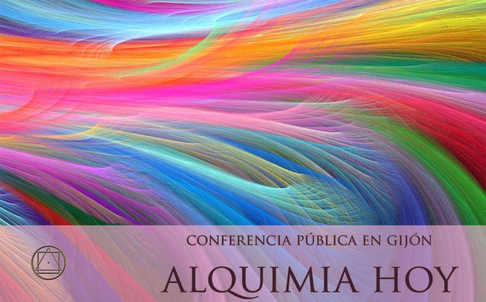 Conferencia Alquimia Hoy (Gijón)